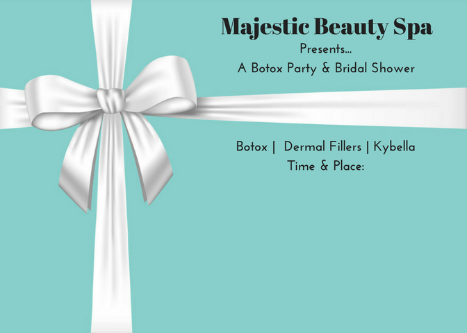 Majestic Beauty Spa - 5 x 7 - Invite 7