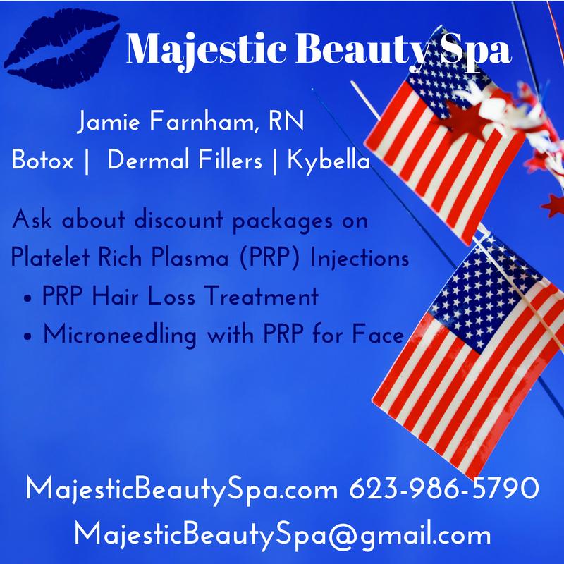 MajesticBeautySpa- July Special
