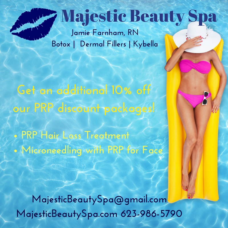 Majestic Beauty Spa Aug Special